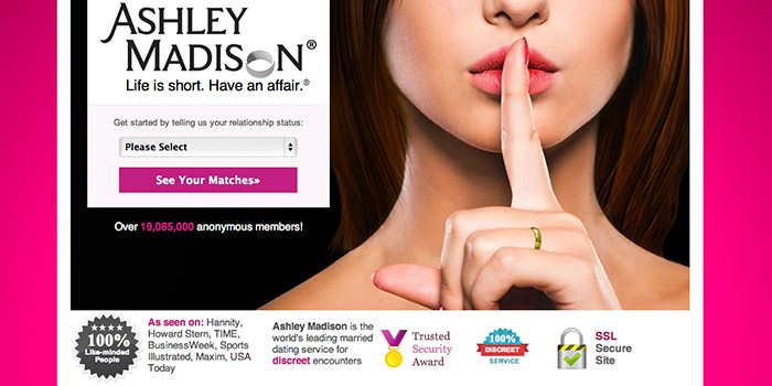 dating site cheaters