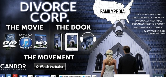 "New Documentary Film, ""Divorce Corp."", Offers Up Some Important Lessons"