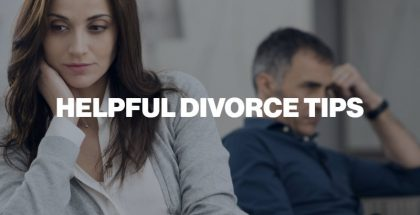 California helpful divorce tips